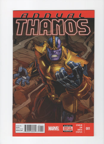Thanos Annual #1 (2014) NM-