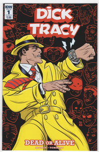 Dick Tracy: Dead or Alive #1 NM - Rediscover Geek