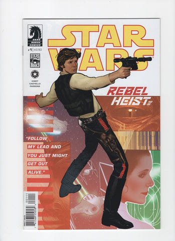 Star Wars: Rebel Heist #1 NM-