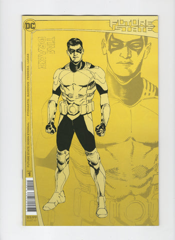 Future State: Robin Eternal #1 - 2nd Print - NM