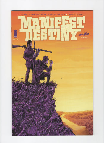 Manifest Destiny #1 NM