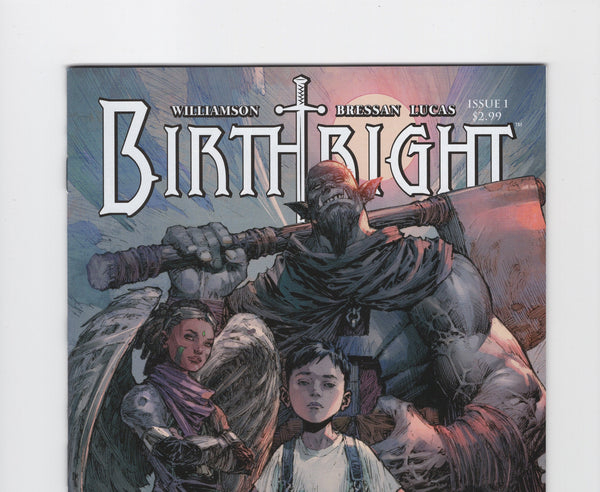 Birthright #1 NM - Rediscover Geek