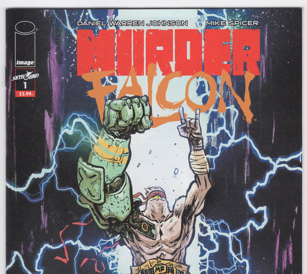 Murder Falcon #1 NM