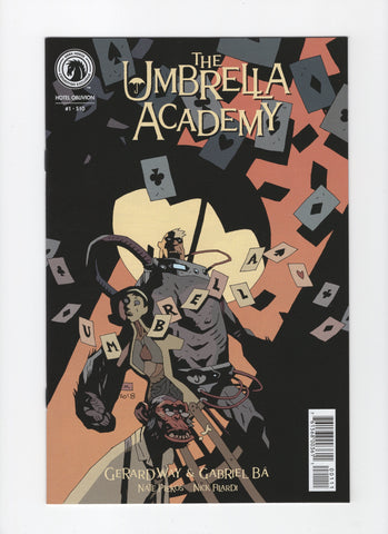 Umbrella Academy: Hotel Oblivion #1 NM