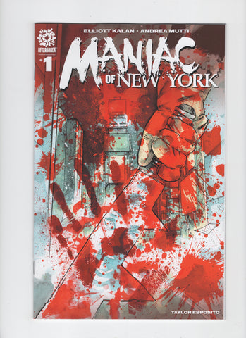 Maniac of New York #1 - 2nd Printing - NM-
