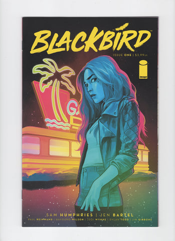 Blackbird #1 VF/NM