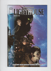 Jules Verne's: Lighthouse #1 NM-