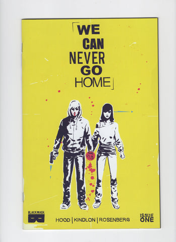 We Can Never Go Home #1 NM - Rediscover Geek