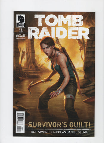 Tomb Raider #1 (Dark Horse, 2014) NM-