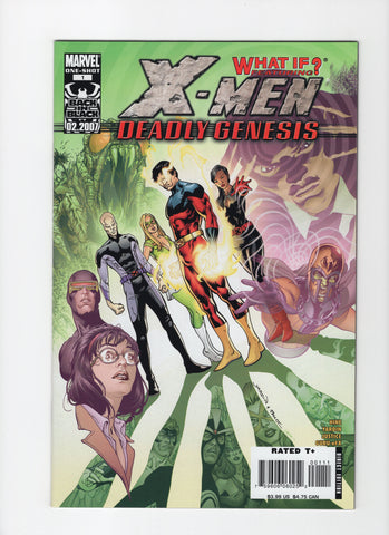 What If? X-Men Deadly Genesis #1 NM-