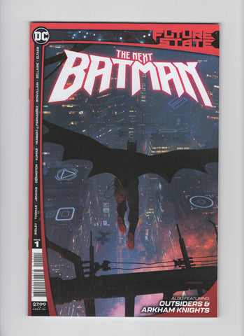 Future State: The Next Batman #1 NM-