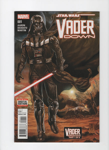 Star Wars: Vader Down #1 VF/NM