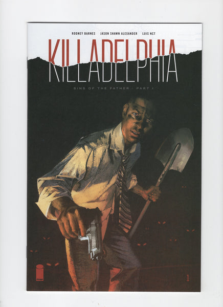 Killadelphia #1 VF/NM