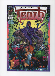 The Tenth #1 - American Entertainment Variant - VF/NM