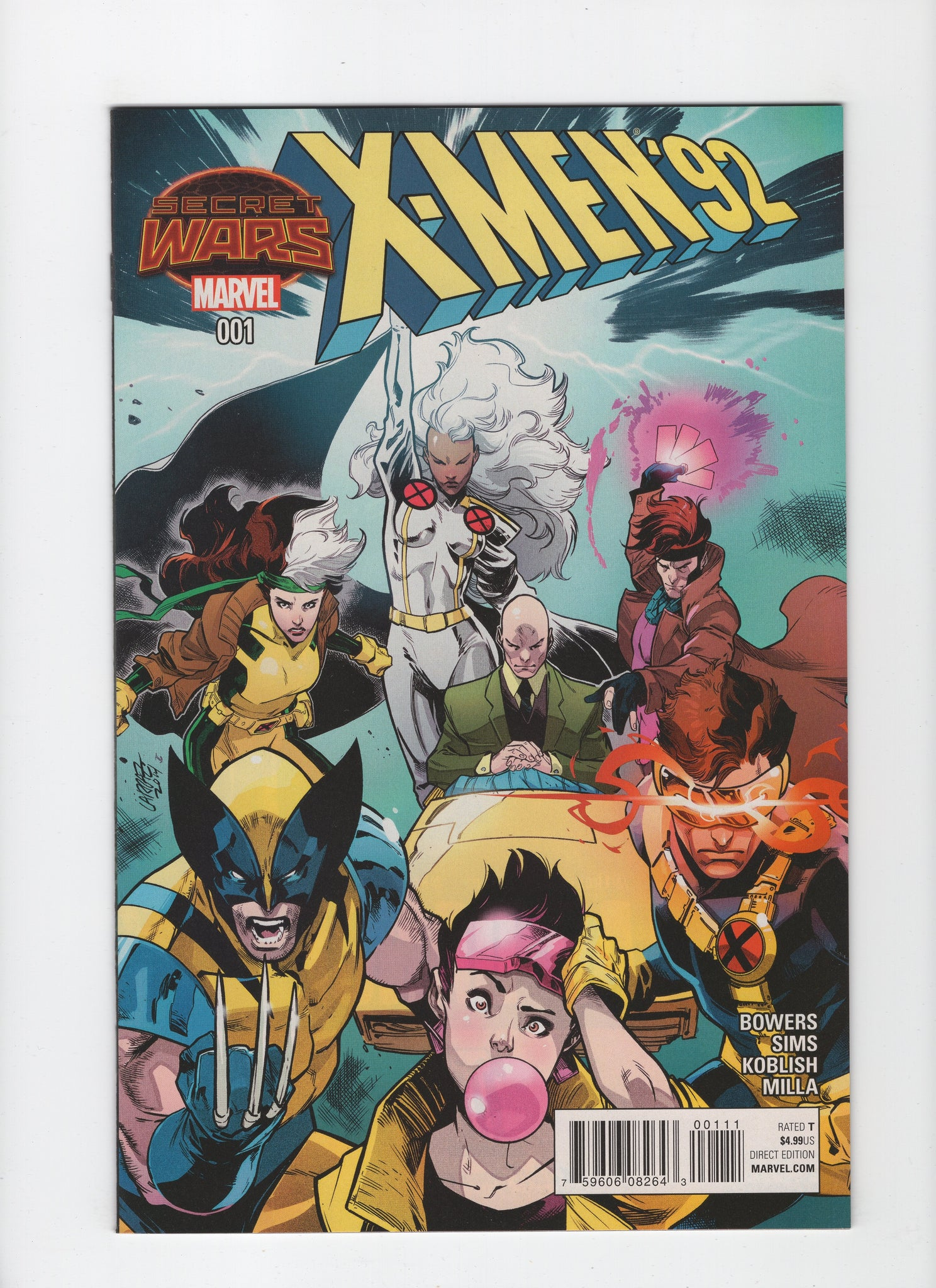 X-Men '92 #1 VF/NM