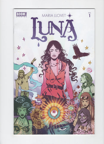 Luna #1 VF/NM