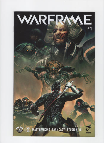Warframe #1 VF/NM