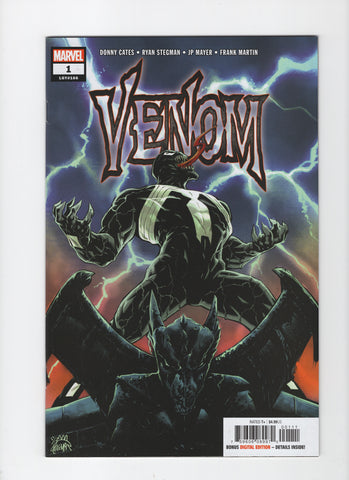 Venom #1 (4th Series, 2018) 1st Print - VF/NM