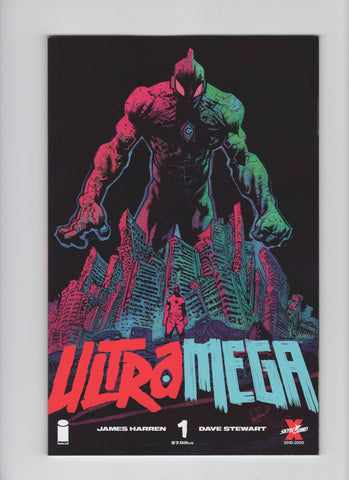 Ultramega #1 VF+