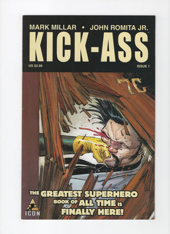 Kick-Ass #1 VF