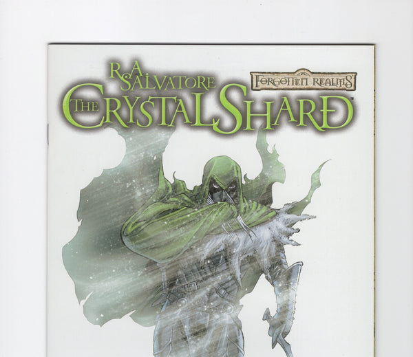 Forgotten Realms: The Crystal Shard #1 VF