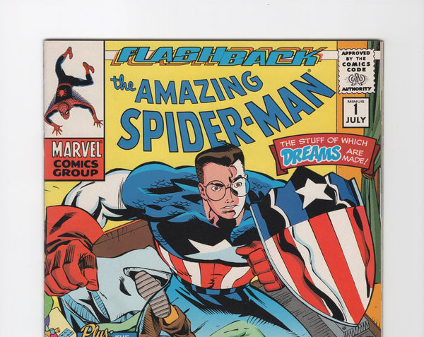 Amazing Spider-Man #-1 VF