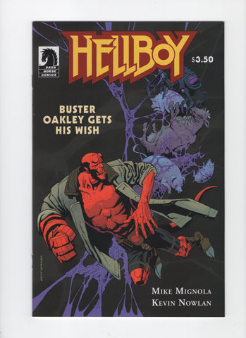 Hellboy: Buster Oakley Gets His Wish - One-Shot VF