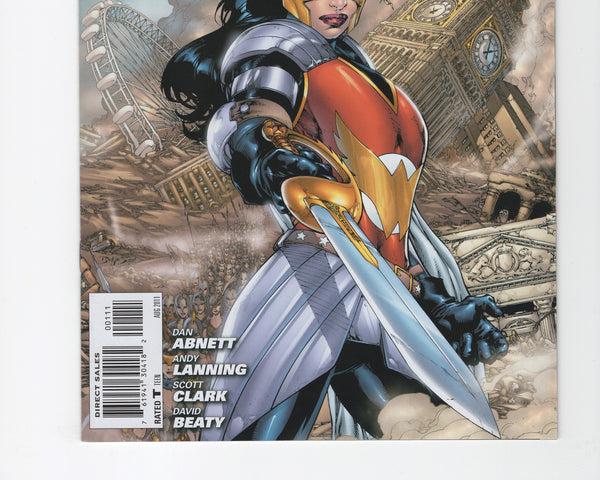 Flashpoint: Wonder Woman and the Furies #1 VF+