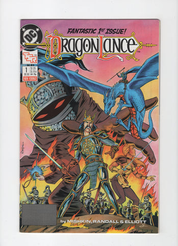 Dragonlance #1 (1988, DC) VF-