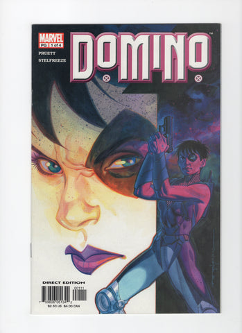 Domino #1 (2nd Series, 2003) VF