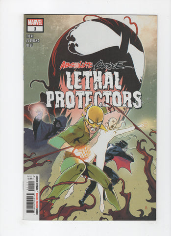 Absolute Carnage: Lethal Protectors #1 VF
