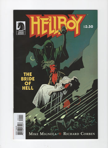 Hellboy: The Bride of Hell - One-Shot VF