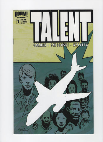Talent #1 - 1st Printing - VF