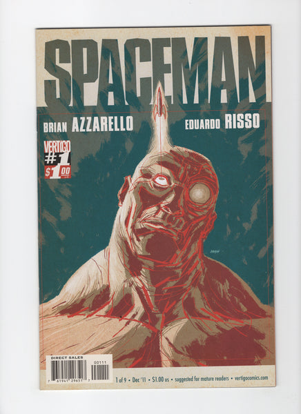 Spaceman #1 VF+