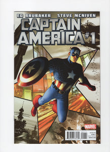 Captain America #1 (6th Series, 2011) VF/NM