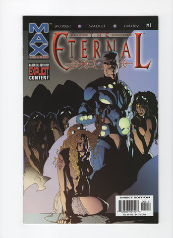 Eternal #1 VF+