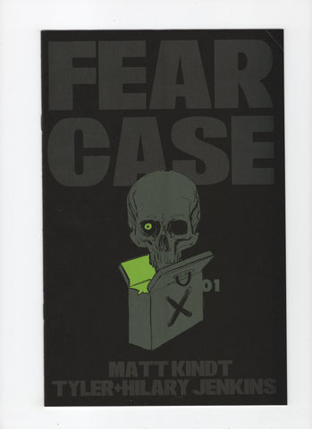 Fear Case #1 - VF