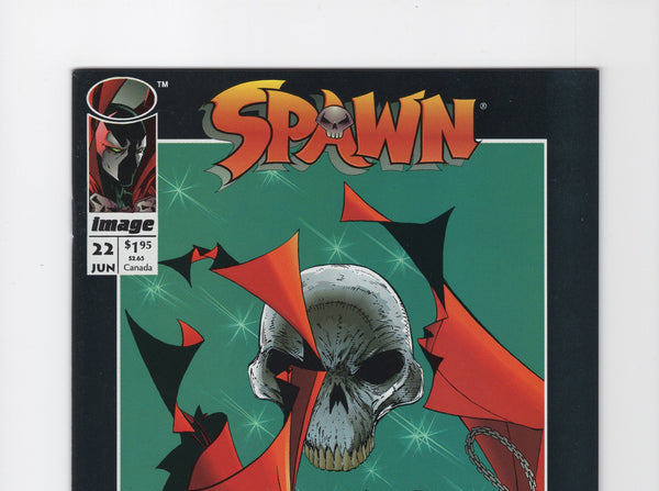 Spawn #22 VF/NM