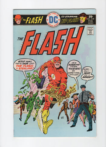 The Flash #239 VF- - Rediscover Geek