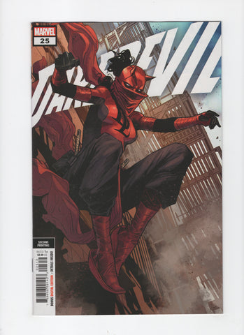 Daredevil #25 (7th Series, 2019) 2nd Printing - VF+