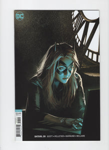 Batgirl #28 (5th Series, 2016) Middleton Variant - NM-