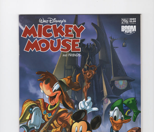 Mickey Mouse and Friends #296 VF+
