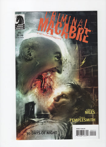 Criminal Macabre: The Cal McDonald Mystery #2 NM-