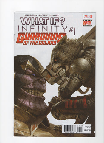 What If? Infinity Guardians of the Galaxy #1 VF/NM