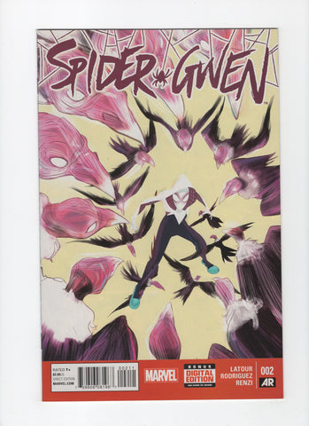 Spider-Gwen #2 VF/NM