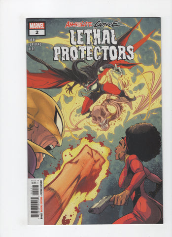 Absolute Carnage: Lethal Protectors #2 VF