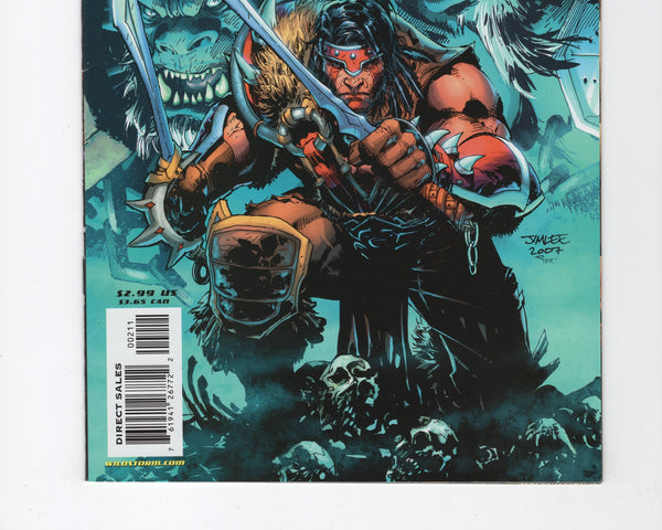World of Warcraft #2 - Jim Lee Variant - VF