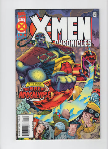 X-Men Chronicles #2 VF