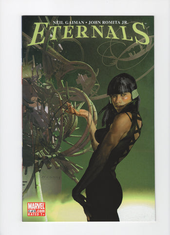 Eternals #2 (3rd Series, 2006) VF+