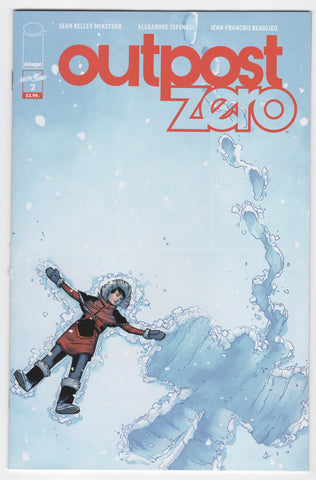 Outpost Zero #2 VF+ - Rediscover Geek